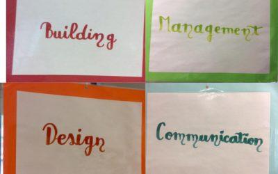 Funcionamiento: nuestras 4 estaciones de trabajo